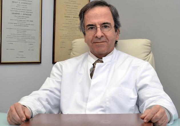 Dr. Dr. Ελευθέριος Γ. Βαϊρακτάρης MD, DDS